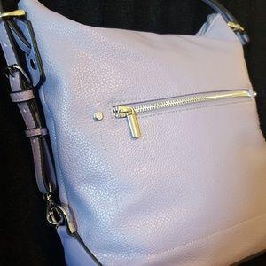 NWT! Beautiful lavender hobo style purse